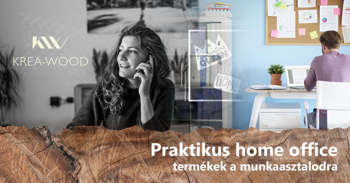 Praktikus home office termékek a munkaasztalodra
